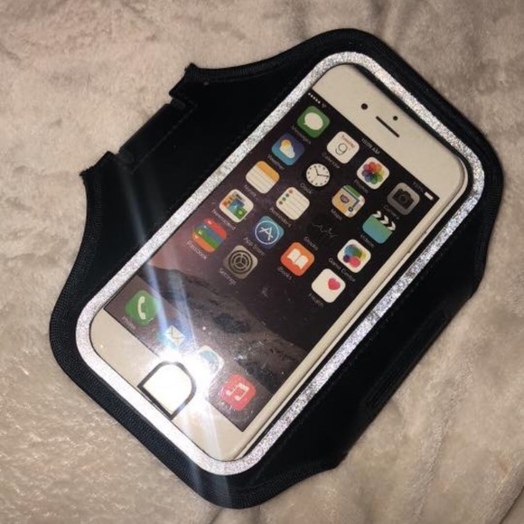 pretty nice 5aebb c88fb Workout Armband for iPhone Plus